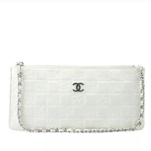 CHANEL Bags - Chanel Lucky Charms🍀 Wristlet/Clutch